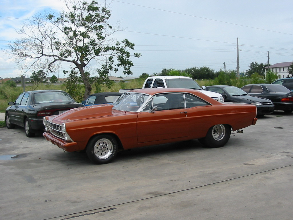 1966  Ford Fairlane  GT picture, mods, upgrades