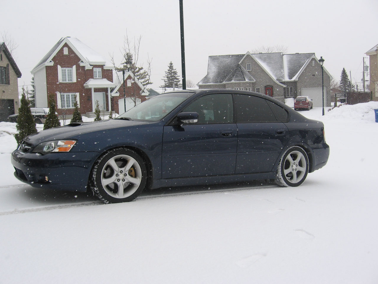 2005  Subaru Legacy GT - Limited Sedan picture, mods, upgrades