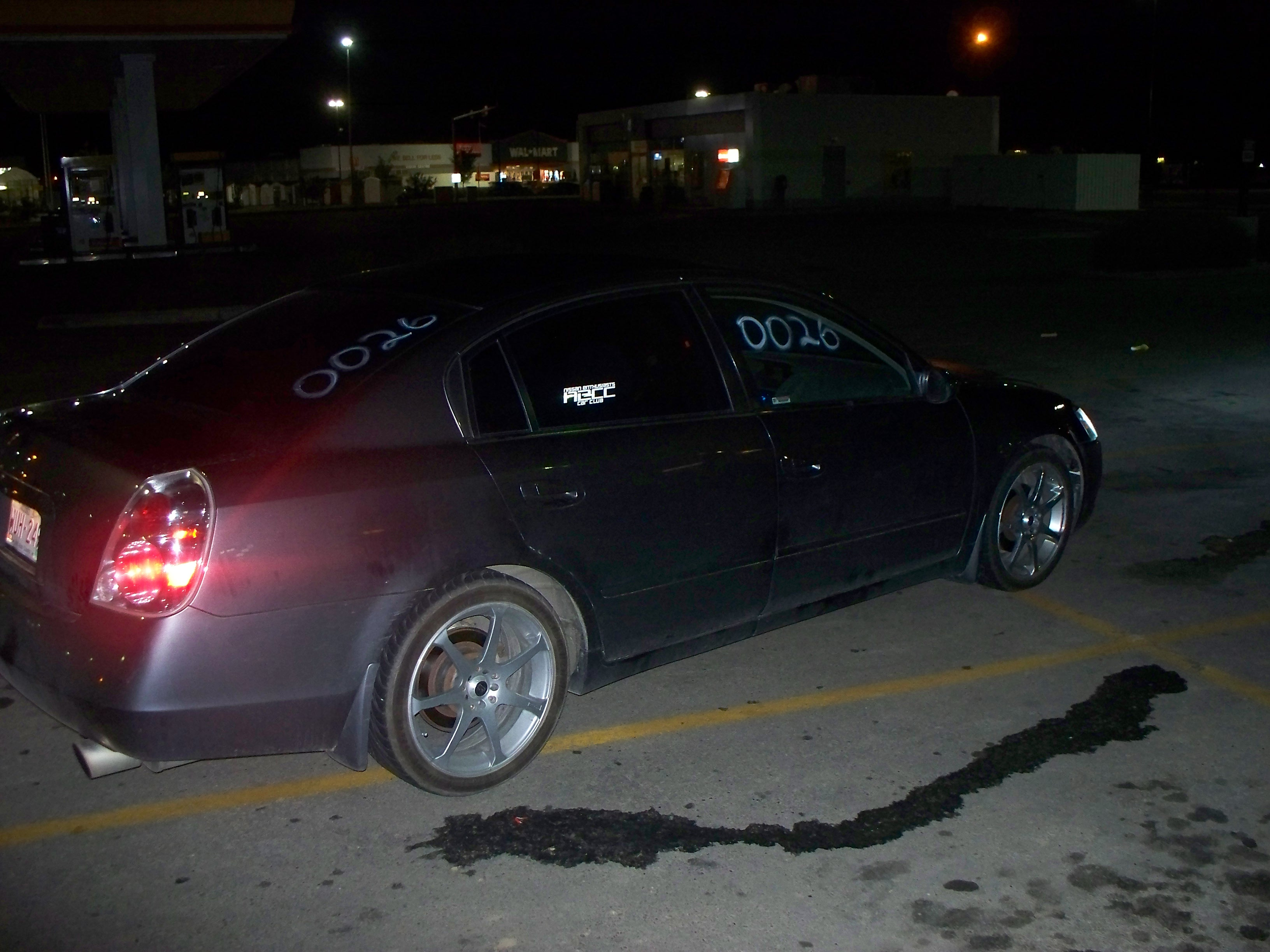 2005  Nissan Altima 3.5 SE Nitrous picture, mods, upgrades