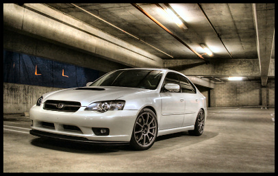 2007  Subaru Legacy GT picture, mods, upgrades