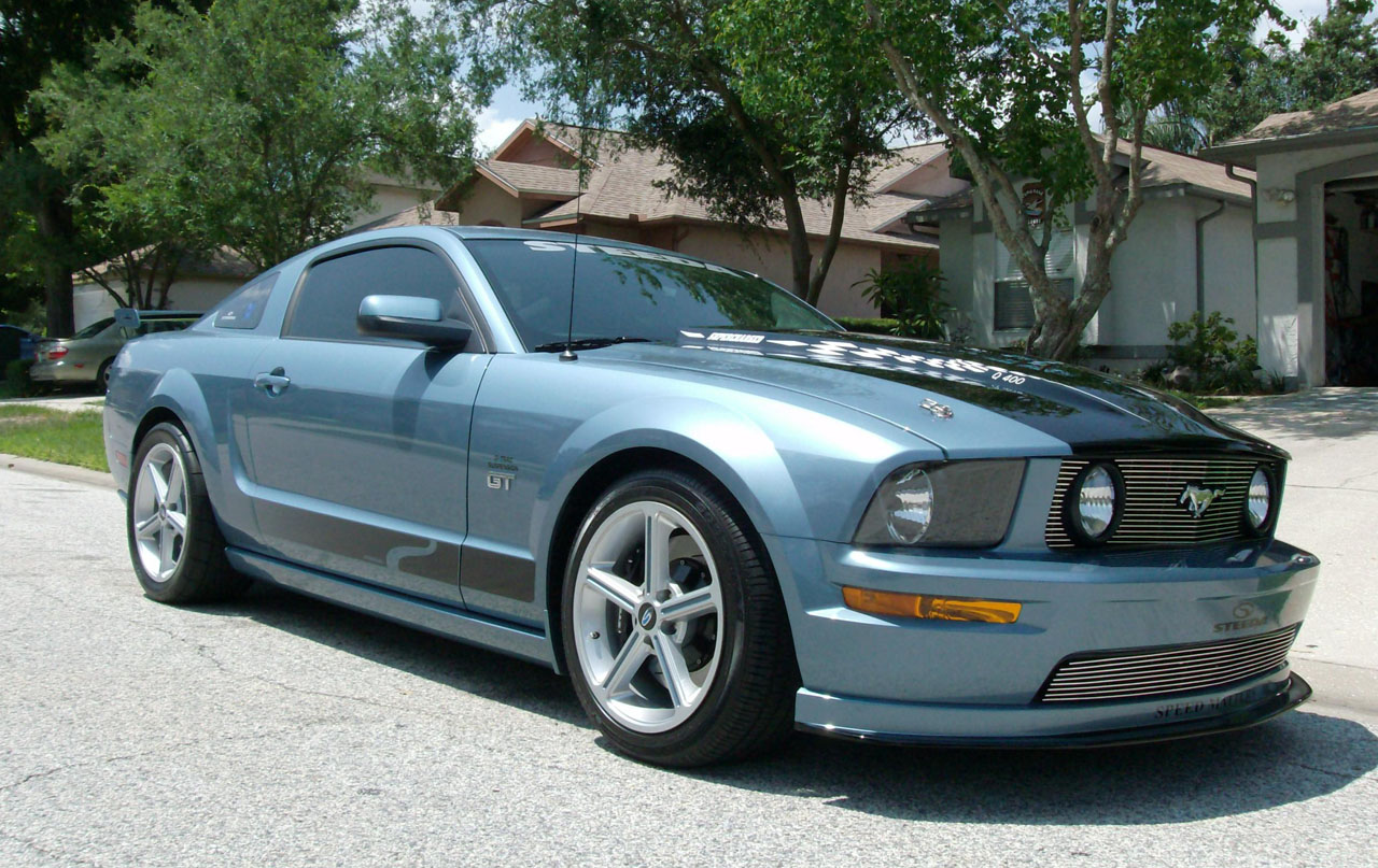 2006 ford mustang gt supercharged and nitrous