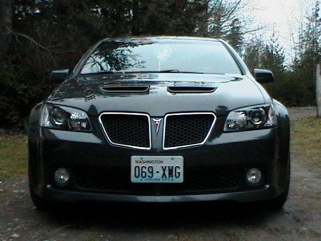Auto Design 2008 Pontiac G8 Gt Cars Reviewed By Owners