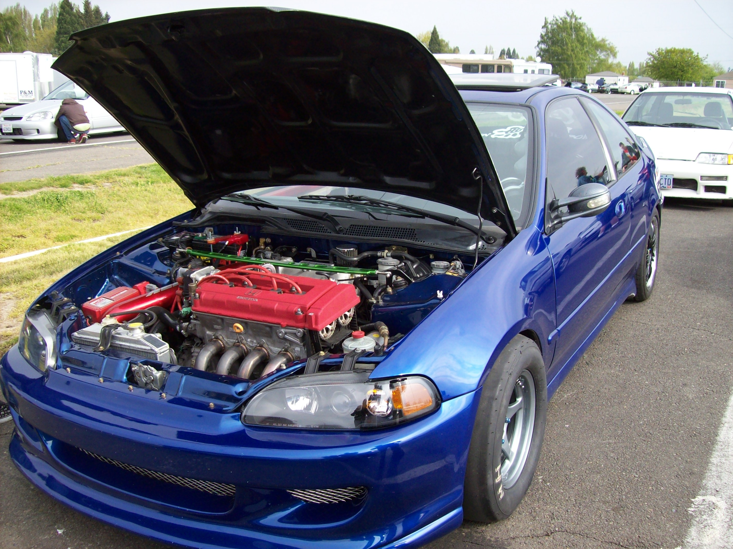 1995  Honda Civic ex picture, mods, upgrades