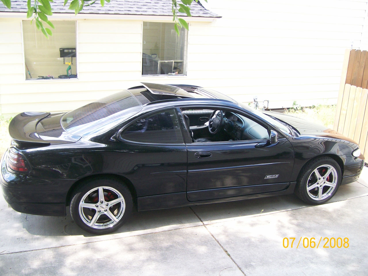 2000  Pontiac Grand Prix GTP picture, mods, upgrades