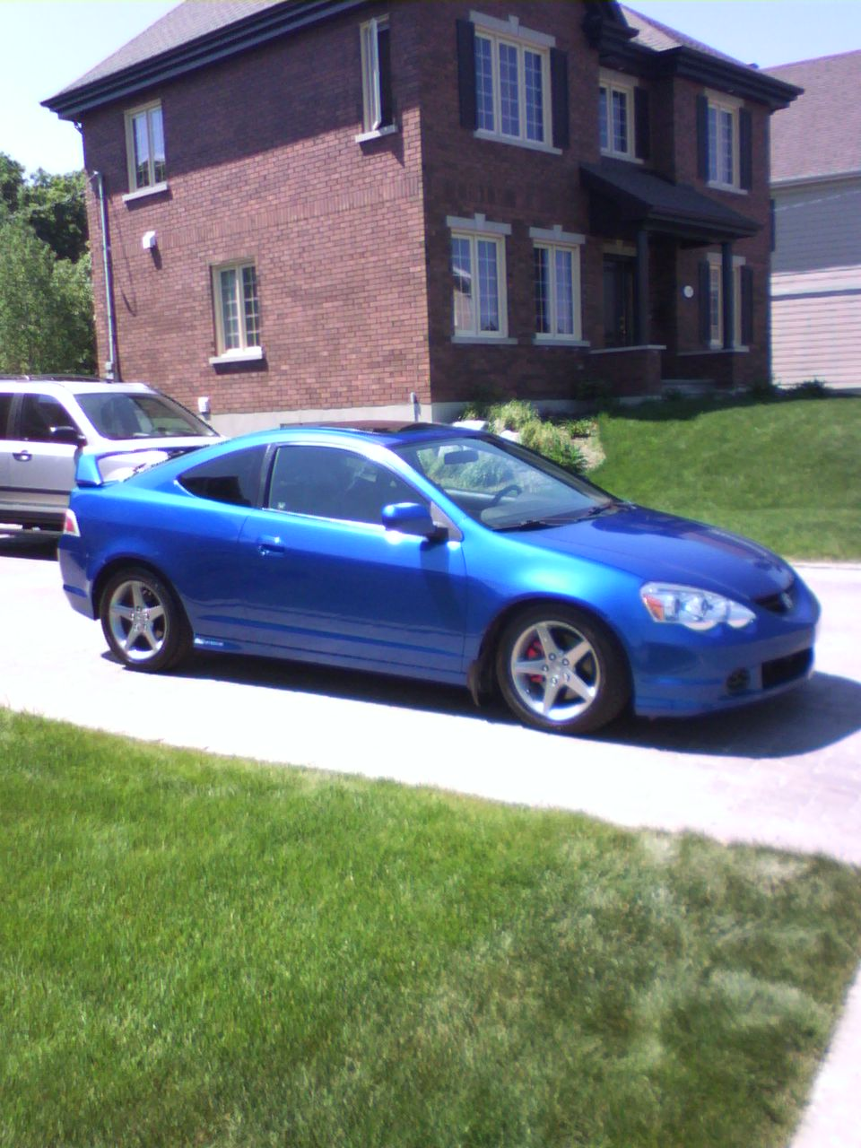 2002  Acura RSX type-s picture, mods, upgrades