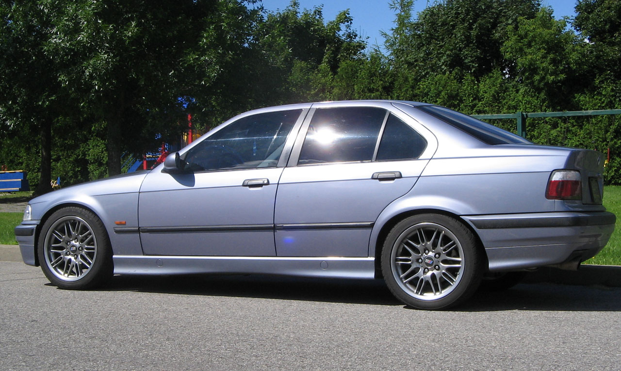 1997  BMW 328i Supercharged picture, mods, upgrades