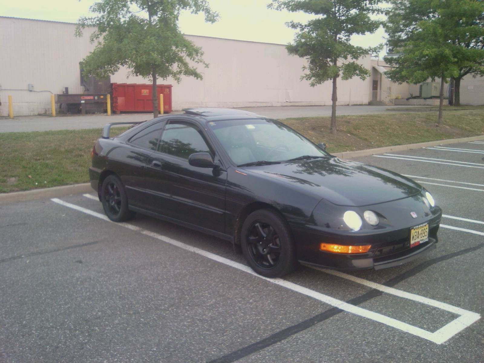 2001  Acura Integra gsr picture, mods, upgrades