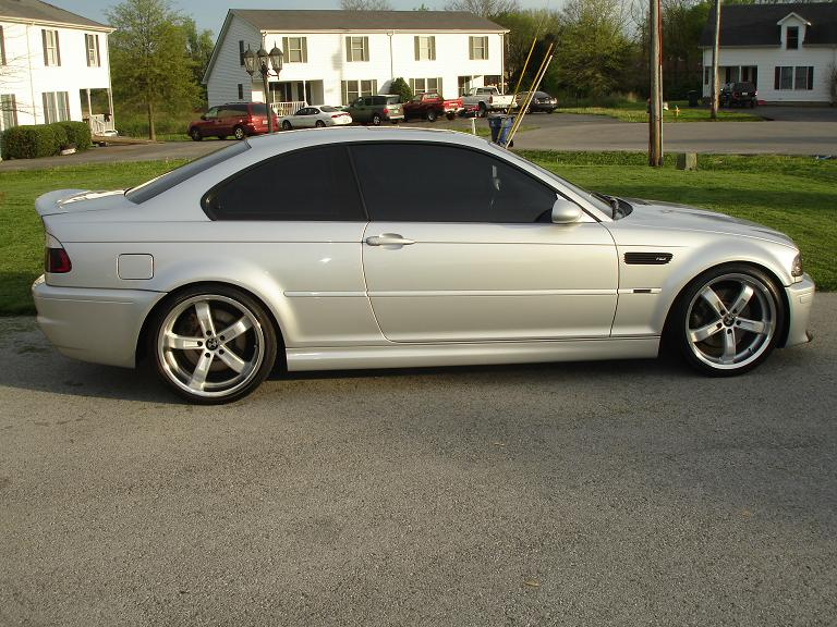 2001  BMW M3 E46 picture, mods, upgrades