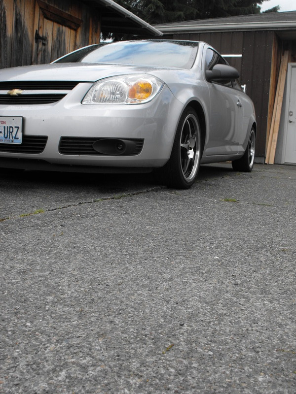 You can vote for this Chevrolet Cobalt 2.2L LS coupe to be the featured car