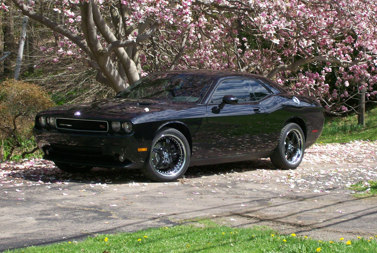 2009  Dodge Challenger  picture, mods, upgrades