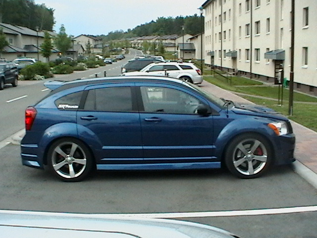 2009 Dodge Caliber SRT-4 SRT-4