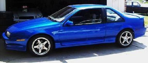1992 Chevrolet Beretta GTZ 1/4 mile Drag Racing timeslip specs 0-60 ...