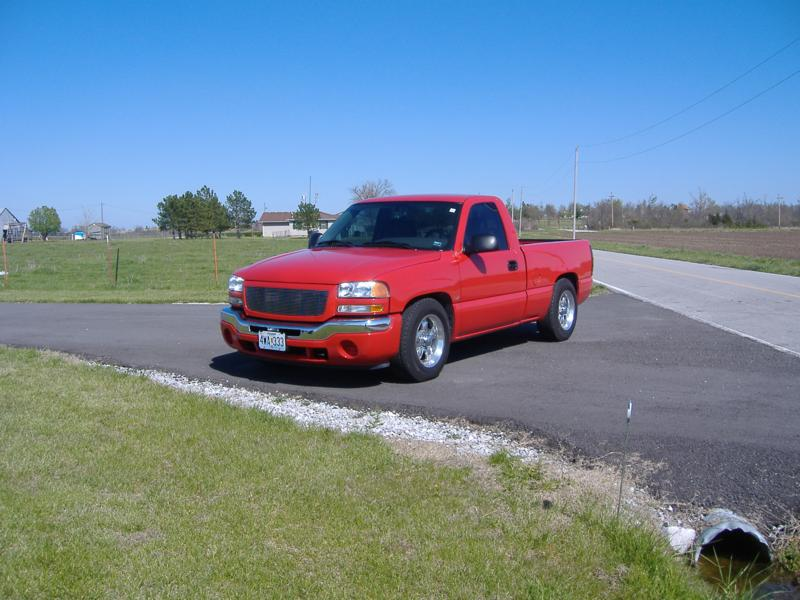 2006  GMC Sierra 1500 picture, mods, upgrades
