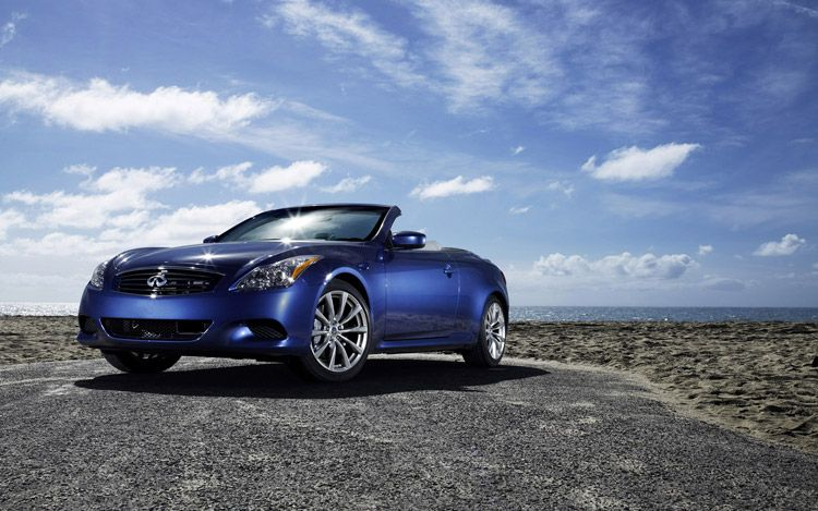 2010  Infiniti G37 Convertible picture, mods, upgrades