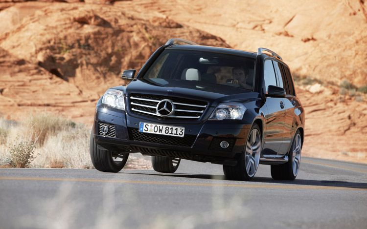 2010  Mercedes-Benz GLK350  picture, mods, upgrades