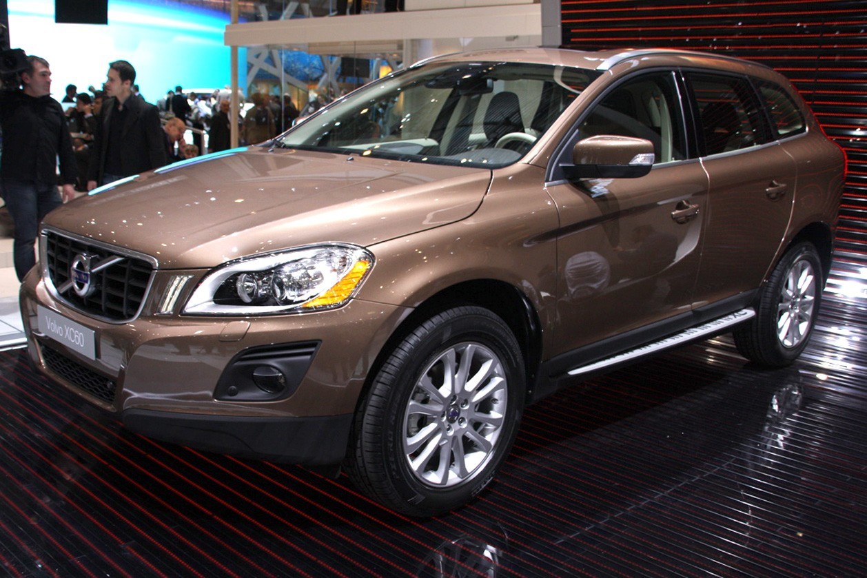 2010  Volvo XC60 T6 picture, mods, upgrades