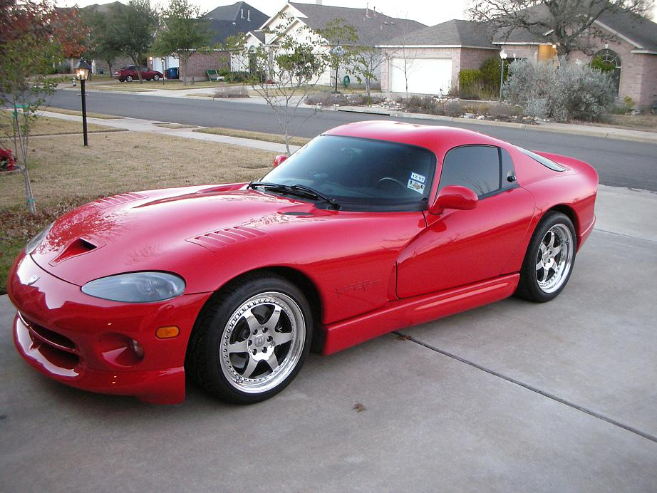 1998  Dodge Viper GTS picture, mods, upgrades