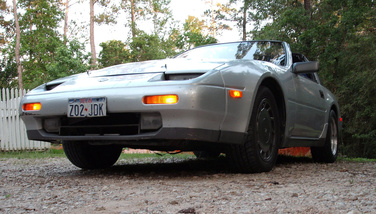 1987  Nissan 300ZX Turbo picture, mods, upgrades