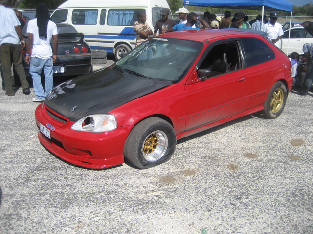 1999  Honda Civic cx picture, mods, upgrades