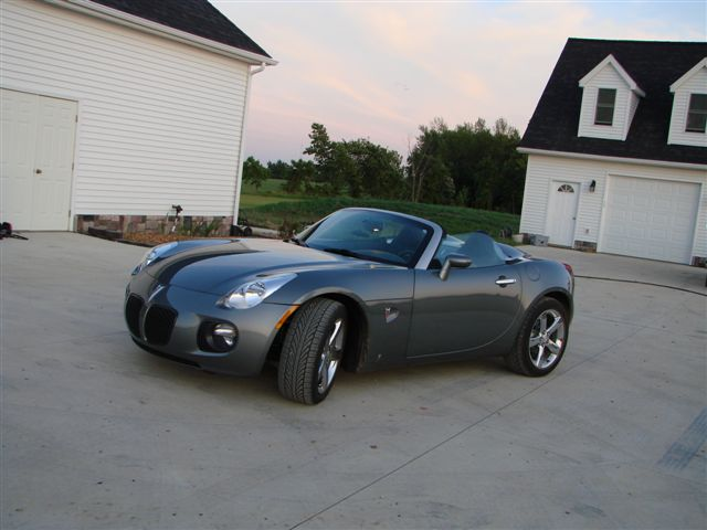 2007  Pontiac Solstice GXP BSR Tune picture, mods, upgrades
