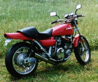 1975  Kawasaki Z1  picture, mods, upgrades