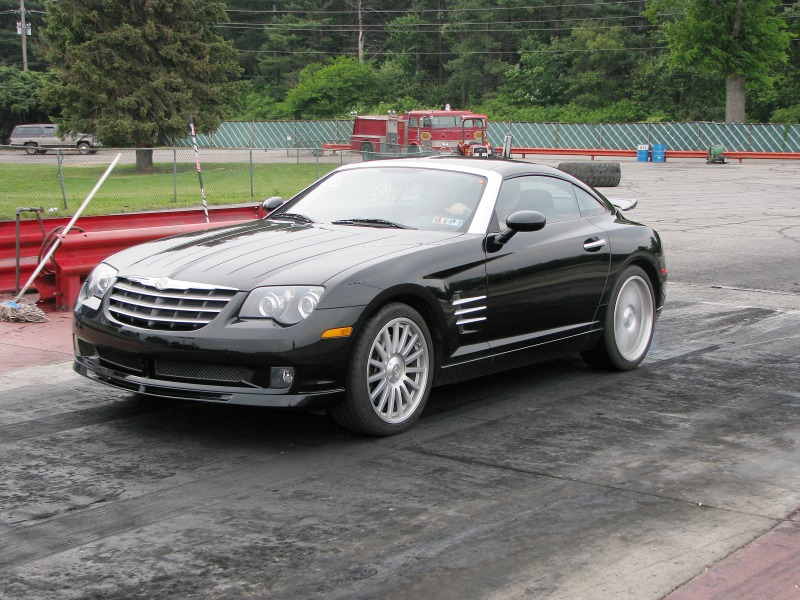 2005  Chrysler Crossfire SRT-6 Coupe picture, mods, upgrades