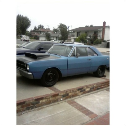 1968  Dodge Dart  picture, mods, upgrades