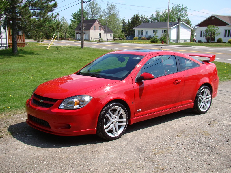 2008  Chevrolet Cobalt SS TC picture, mods, upgrades