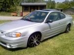 2002  Pontiac Grand Am GT picture, mods, upgrades