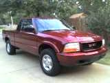 2000  GMC Sonoma SLS ext. cab picture, mods, upgrades