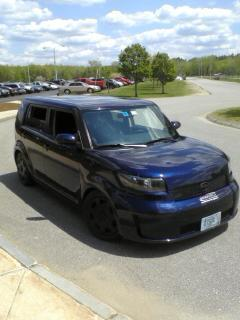 2008  Scion xB  picture, mods, upgrades