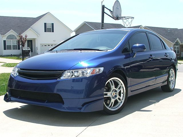 2007  Honda Civic Si FA5 (NA) picture, mods, upgrades
