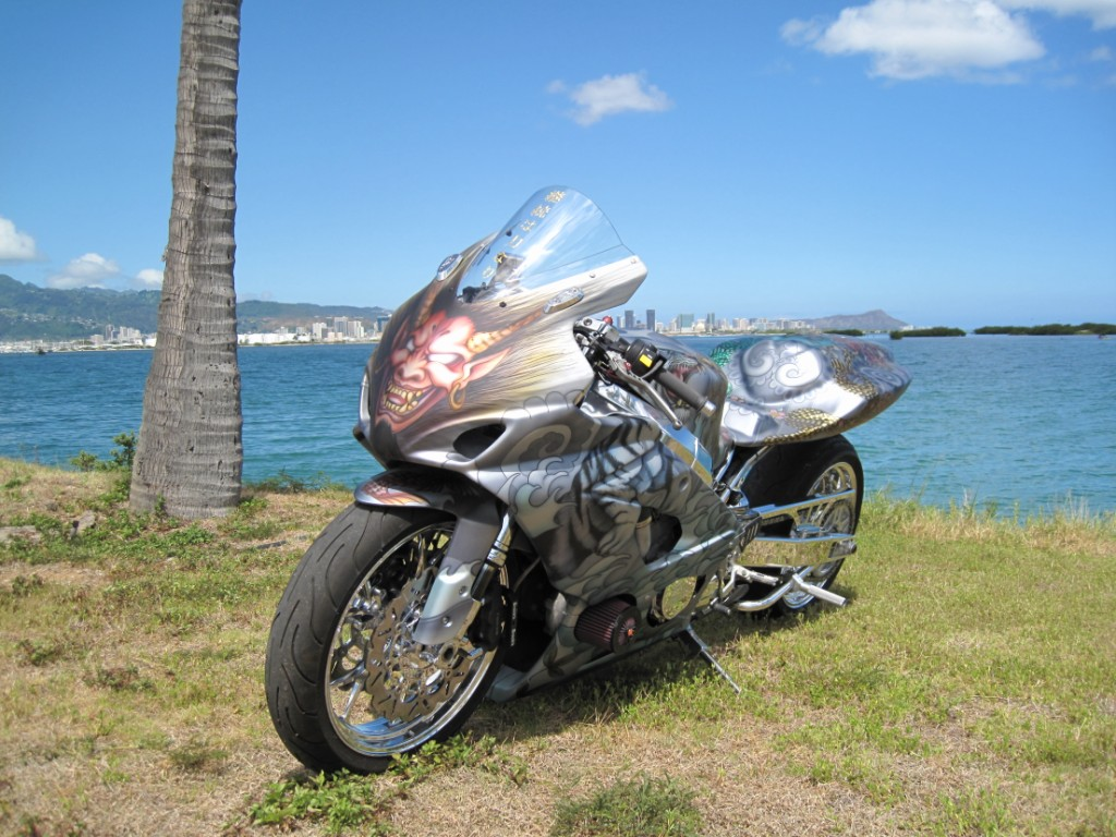 2006  Suzuki GSX-R Turbo picture, mods, upgrades