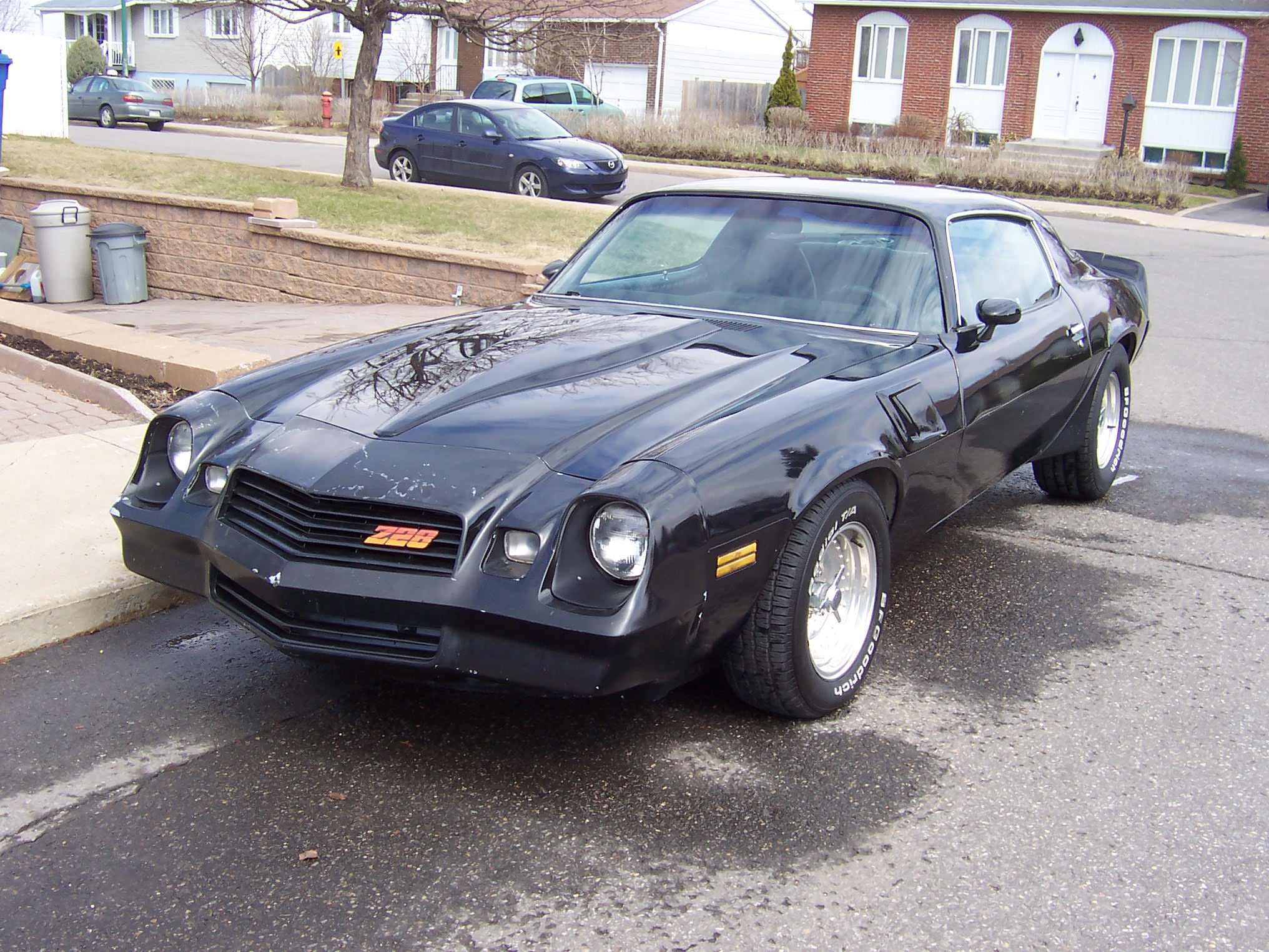 1980  Chevrolet Camaro Z28 picture, mods, upgrades
