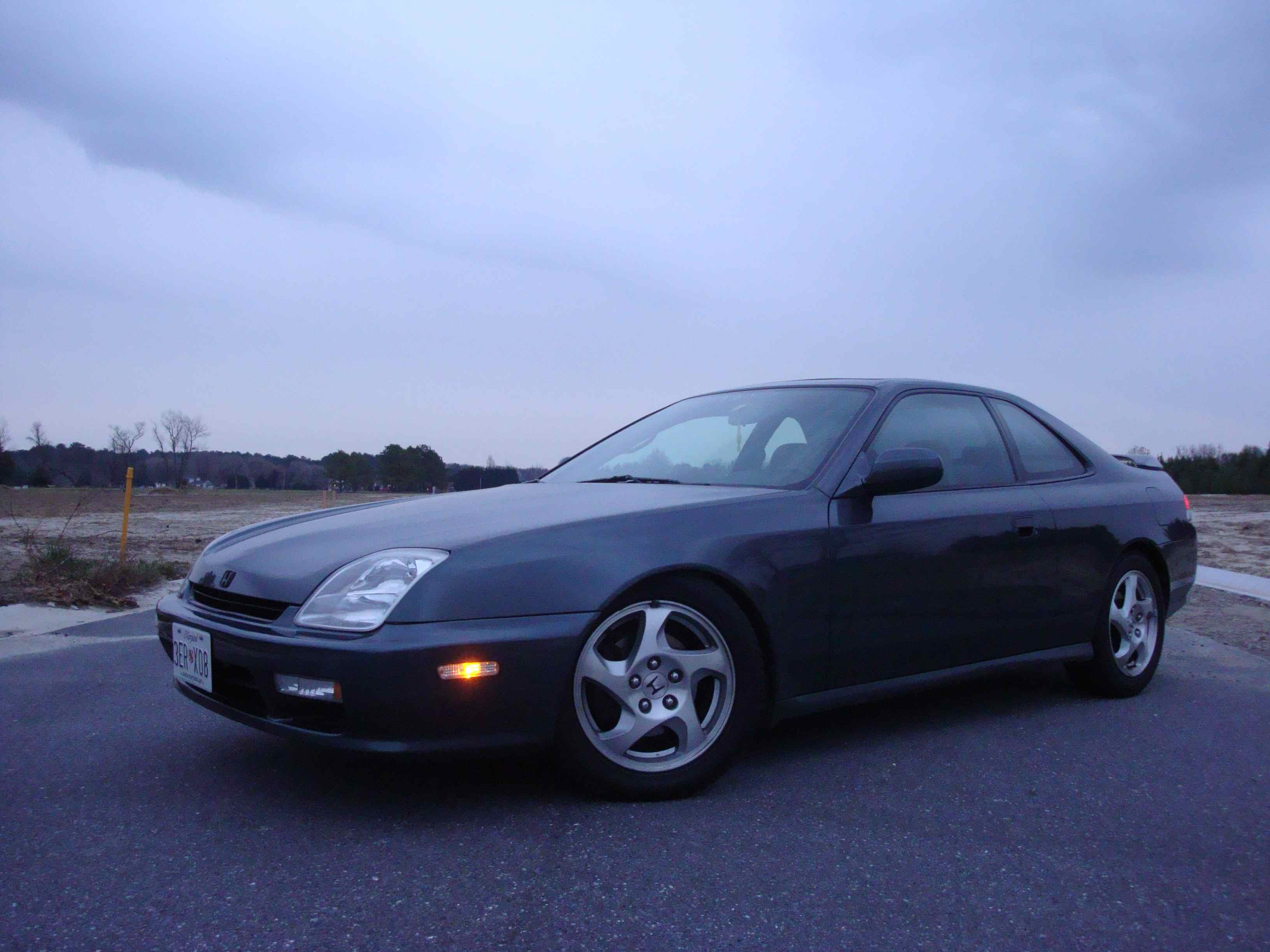 1997  Honda Prelude VTEC picture, mods, upgrades