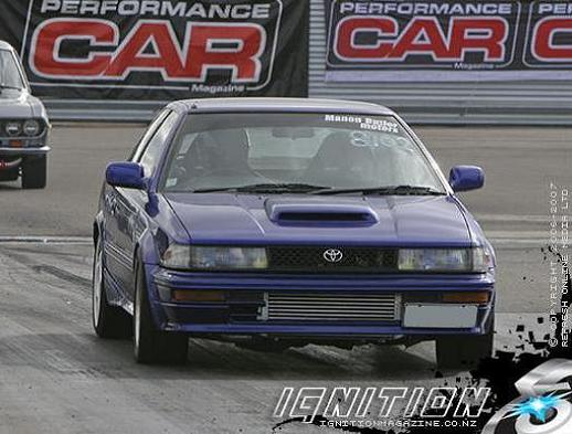 1988  Toyota Corolla Levin GTZ picture, mods, upgrades