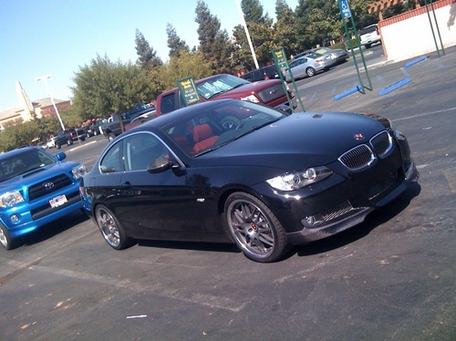 2008 BMW 335i Coupe JB3 Street Tires