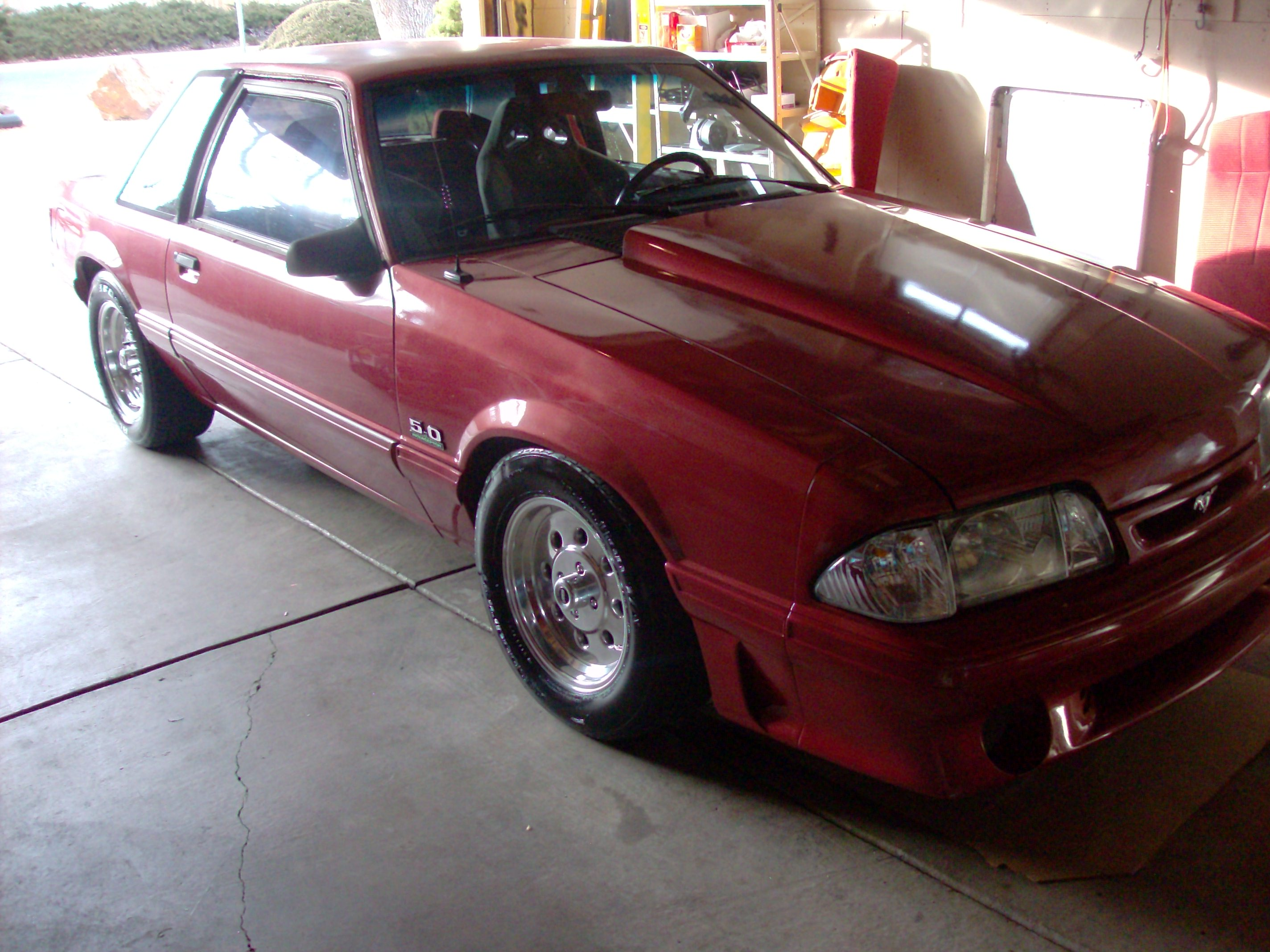 1990  Ford Mustang lx picture, mods, upgrades