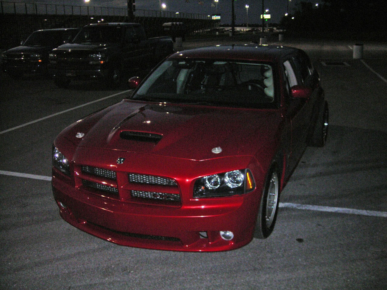 2006  Dodge Magnum SRT8 ProCharger F1R picture, mods, upgrades