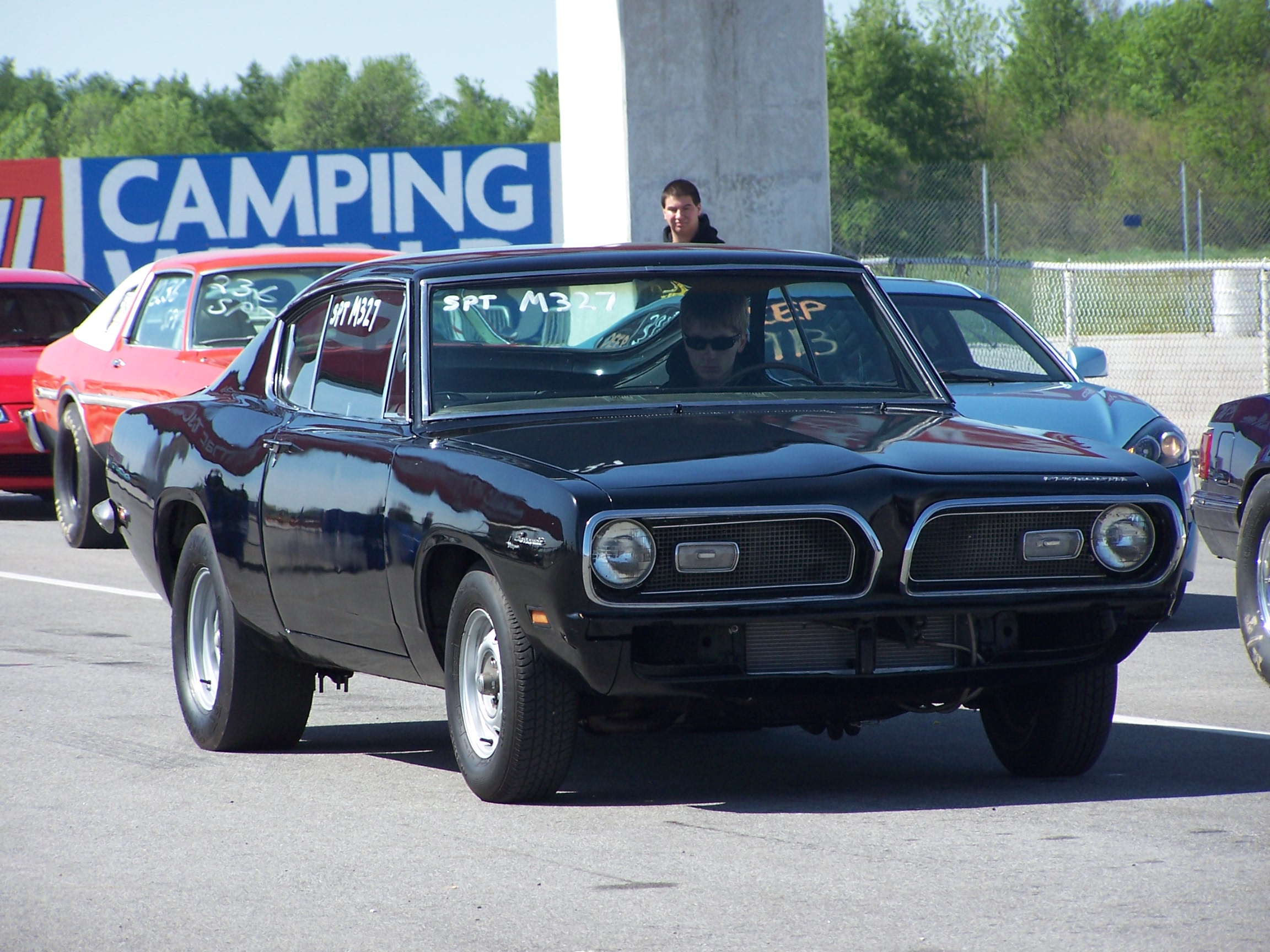 1969 Plymouth Barracuda Fastback