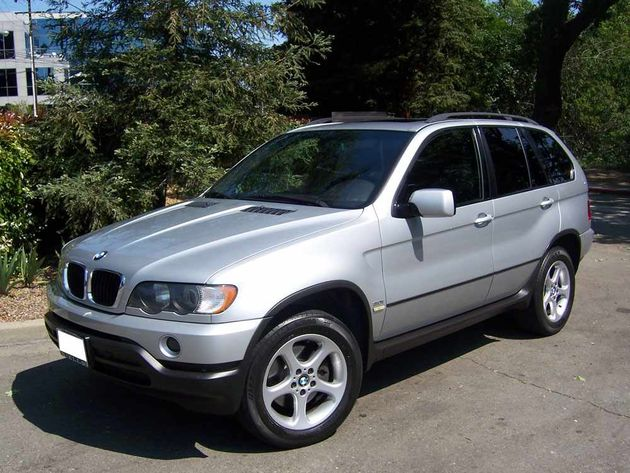 2002  BMW X5  picture, mods, upgrades