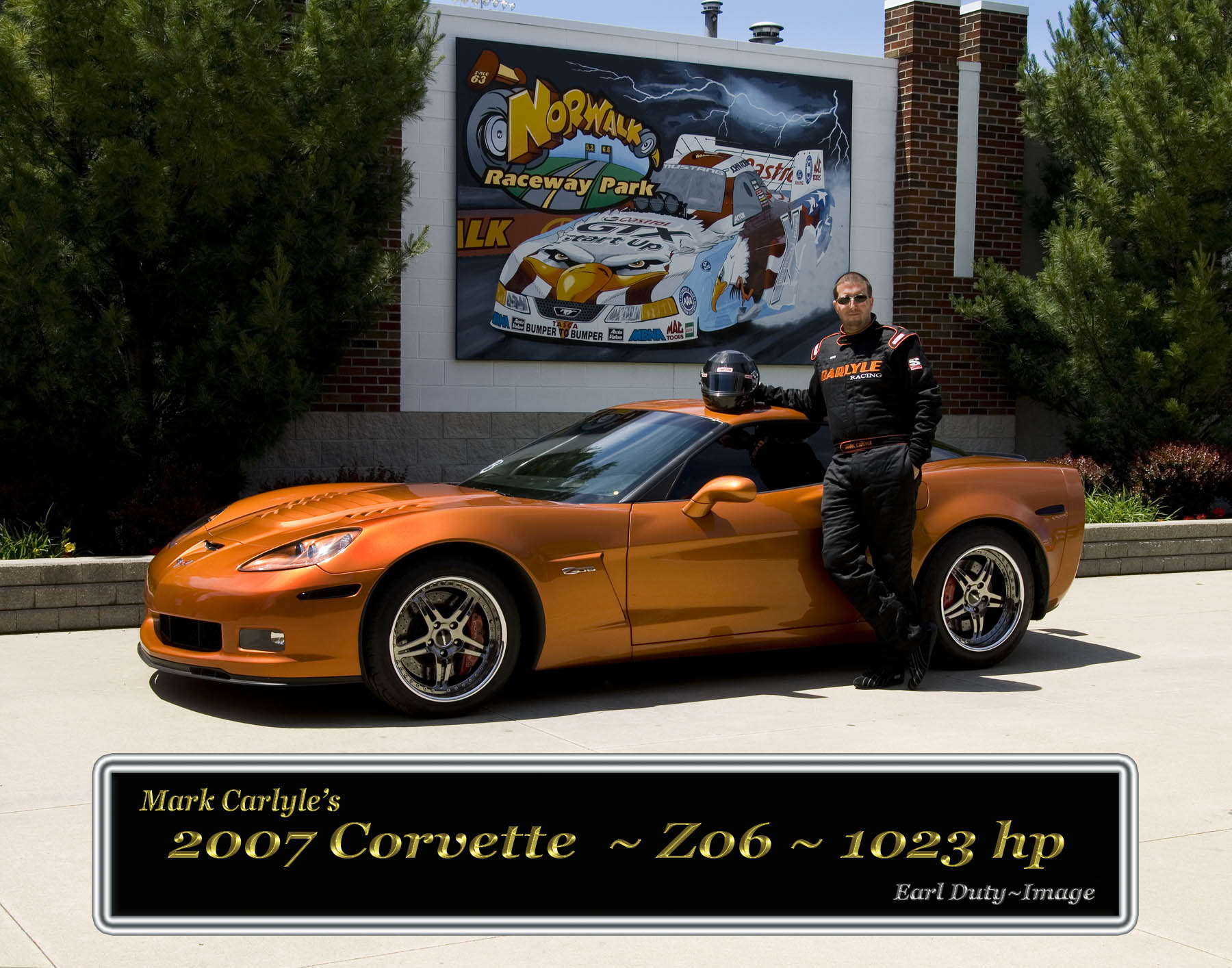 2007  Chevrolet Corvette Z06 Single Turbo GT55 picture, mods, upgrades