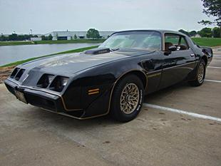 1981  Pontiac Trans Am shaker picture, mods, upgrades