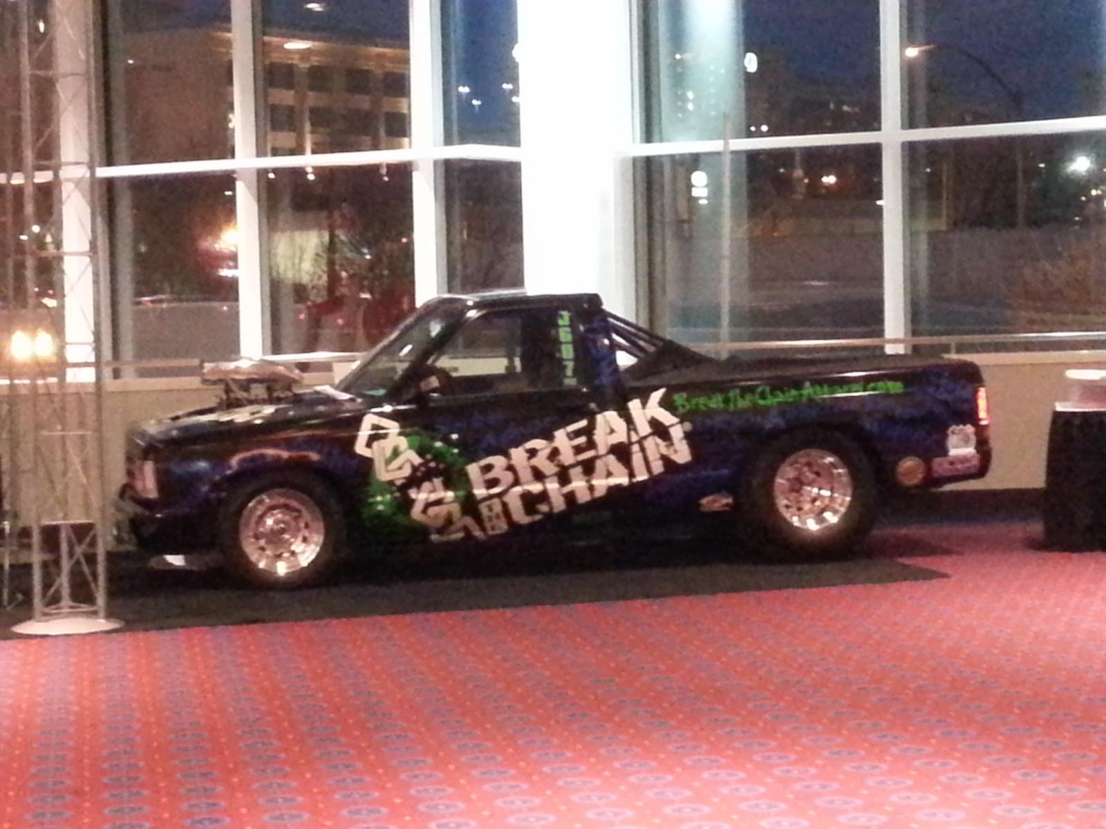 1984  Chevrolet S10 Pickup  picture, mods, upgrades