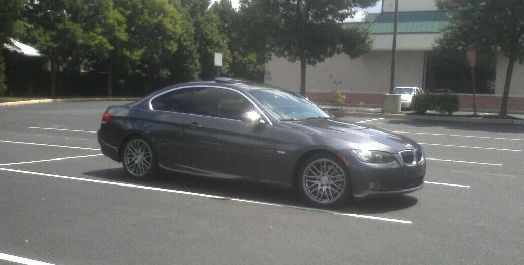 2007  BMW 335i TT picture, mods, upgrades