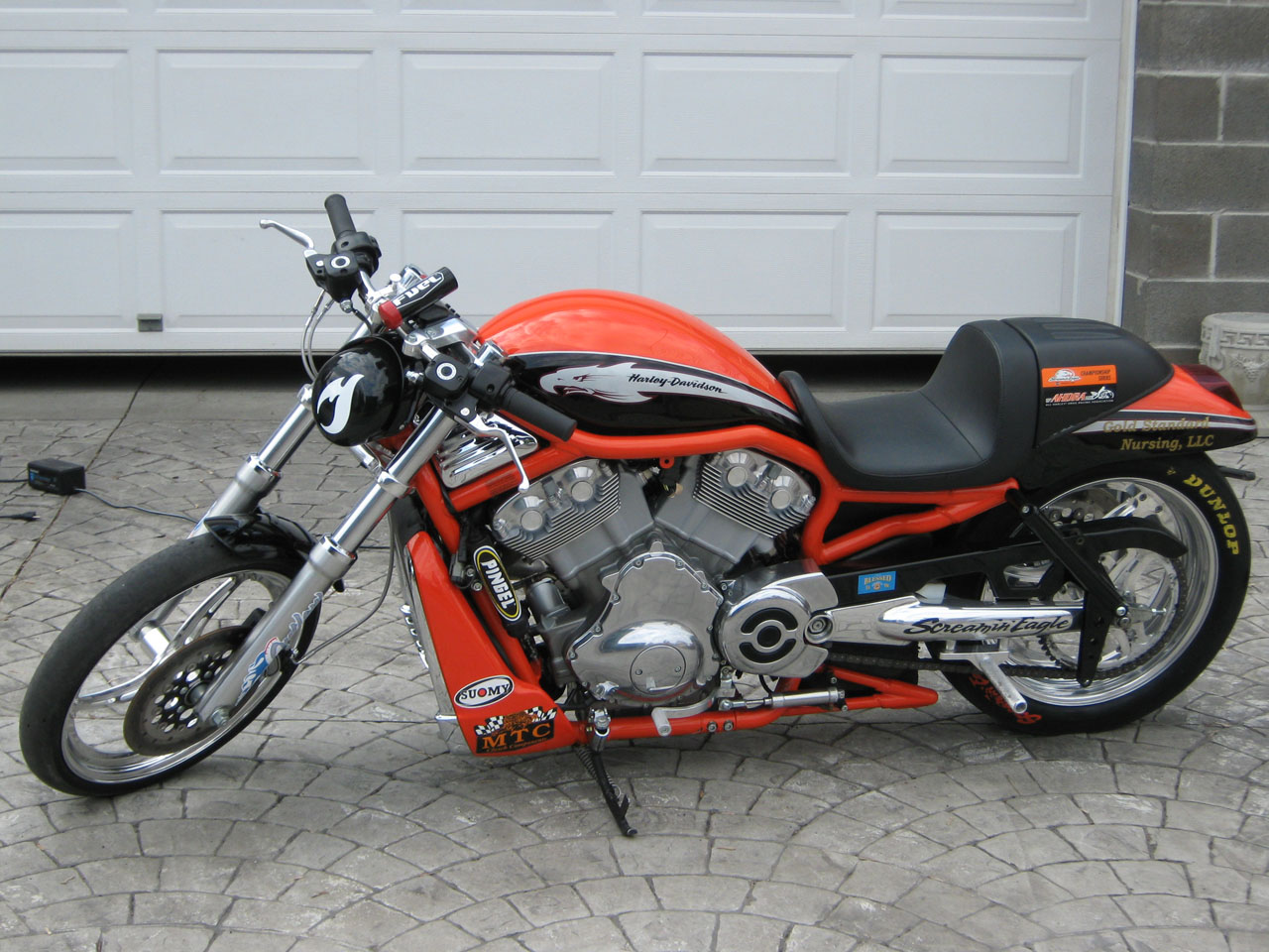 2006  Harley-Davidson VRXSE  picture, mods, upgrades
