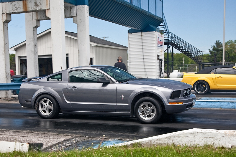 2006 Ford Mustang 4.0 V6 Turbo
