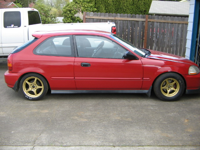 1997  Honda Civic DX picture, mods, upgrades