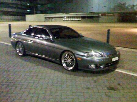 1992  Lexus Soarer 2.5TT picture, mods, upgrades