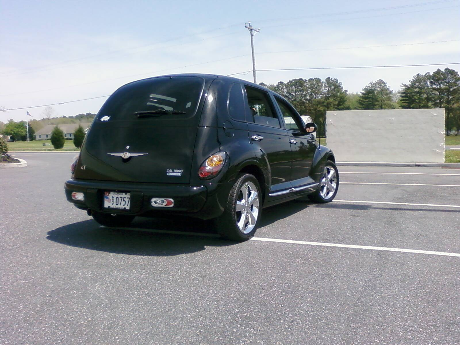 2003 chrysler pt cruiser gt 1 4 mile trap speeds 0 60. Black Bedroom Furniture Sets. Home Design Ideas